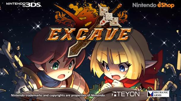 Excave - Teyon