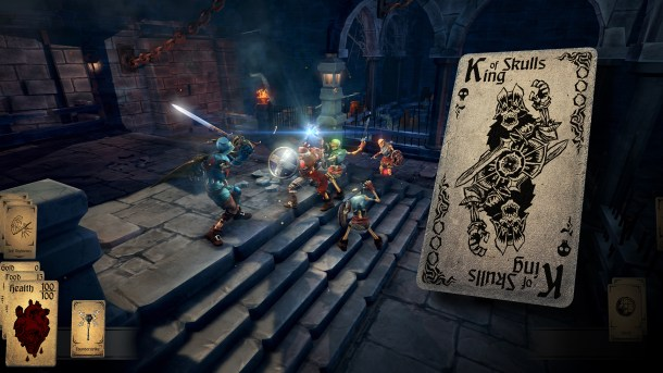 Hand of Fate | King of Skulls