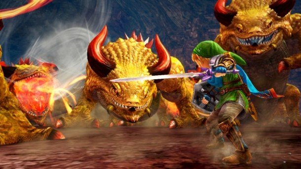 Hyrule Warriors | Dodongo Horde
