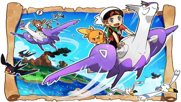 Pokemon Eon Ticket