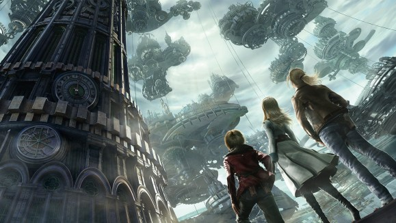 Resonance of Fate Japanese Cover