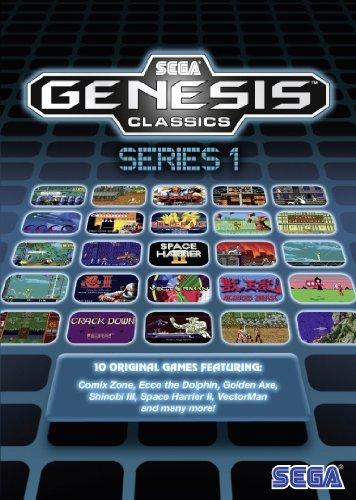 Sega Genesis Classics - Series 1