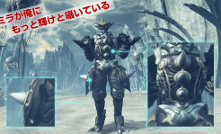 Xenoblade Chronicles X Character Custom 1