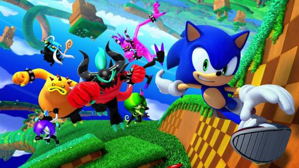 Sonic the Hedgehog Lost World