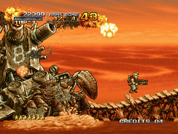 Spring Fever 2015 | Metal Slug 3