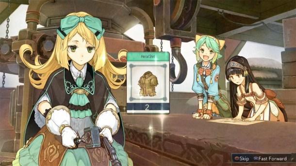 Atelier Shallie: Alchemists of the Dusk Sea - Miruca Crotze