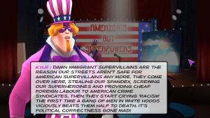Supreme League of Patriots | Supervillains