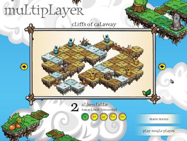 A Druid's Duel | Multiplayer Setup Lobby