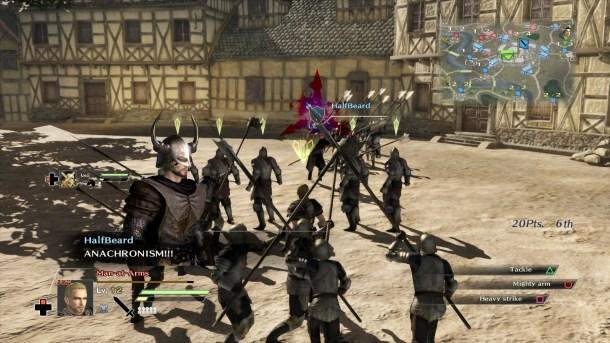 Bladestorm Nightmare | Meeting A Fellow Mercenary