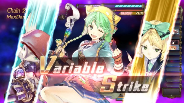 Atelier Shallie: Alchemists of the Dusk Sea | Variable Strike