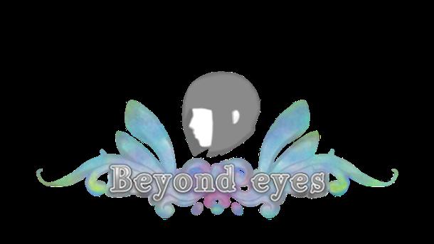 Beyond Eyes - Logo | oprainfall