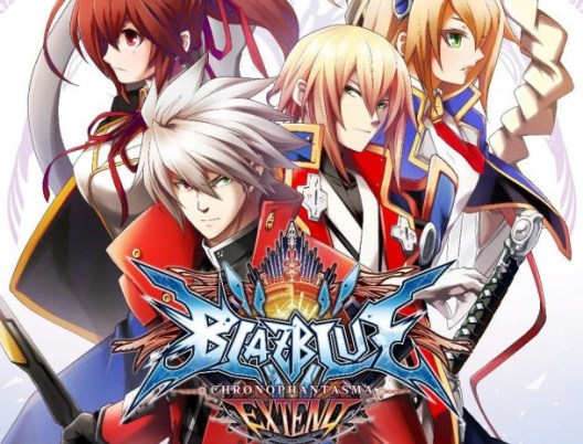 BlazBlue Chrono Phantasma EXTEND | oprainfall