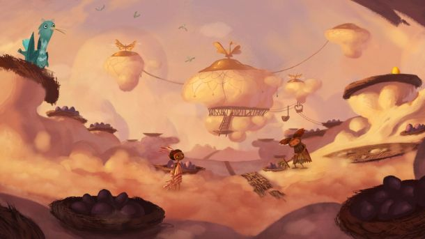 Broken Age | PS4 and Vita