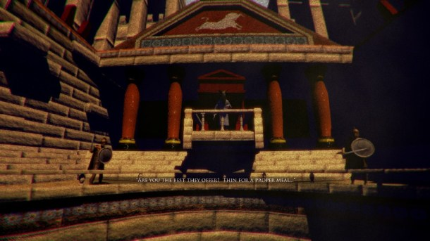 Depths of Fear: Knossos | The Labyrinth Below