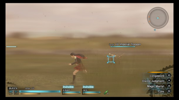 Final Fantasy Type-0 | Camera Blur