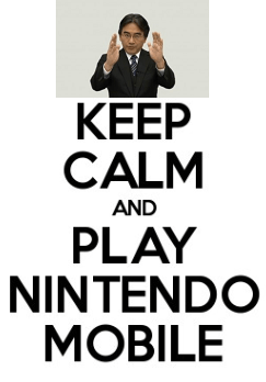 Keep Calm and Play Nintendo Mobile | Top Gaming Moments of 2015