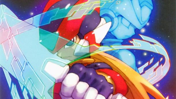 Building Character - Mega Man X   Mega Man Zero - Cyber Elf X