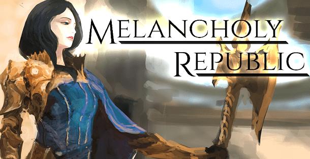 Melancholy Republic | oprainfall
