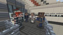 Minecraft   Mass Effect Facility