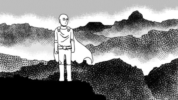 One-Punch Man - Featured