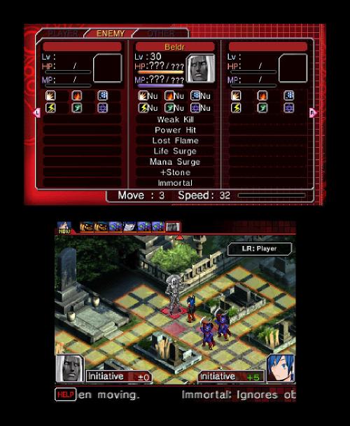 Shin Megami Tensei: Devil Survivor Overclocked   Fight with Beldr