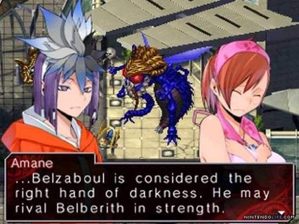 Shin Megami Tensei: Devil Survivor Overclocked | Fuck Belzaboul