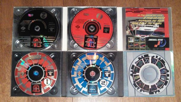 PlayStation Underground Demo Discs