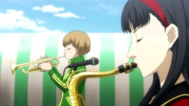 Persona 4 Golden | Concert