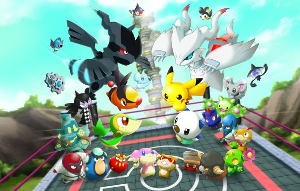 Pokemon Rumble Blast - Pokémon Rumble World Coming Soon?