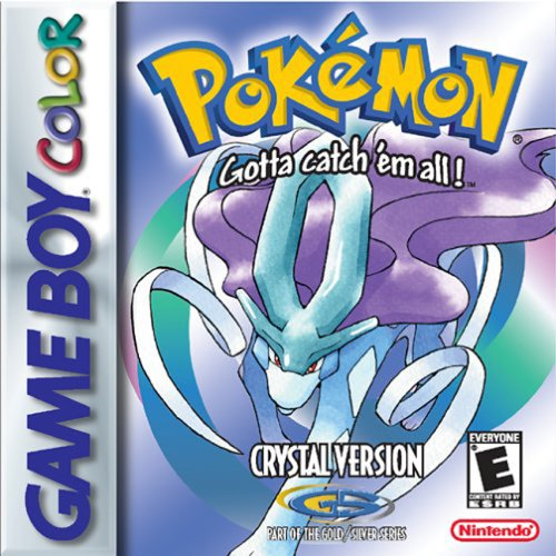 Pokemon Crystal | First Love