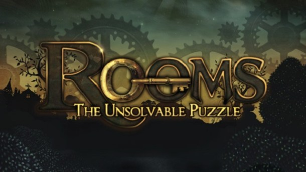 Rooms The Unsolvable Puzzle Logo