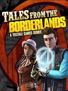Tales from the Borderlands | Cover Art
