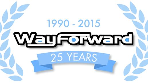 WayForward | oprainfall