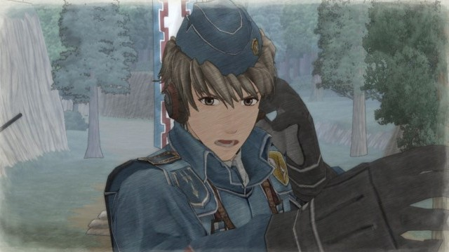 Valkyria Chronicles' Welkin Gunther