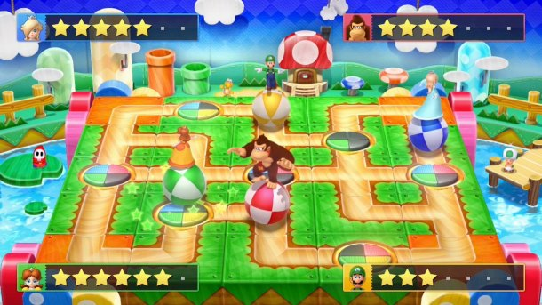 Mario Party   oprainfall