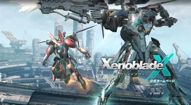 Xenoblade Chronicles X - Offical Artwork 3