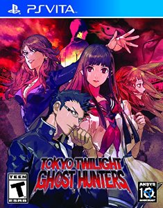 Tokyo Twilight Ghost Hunters | oprainfall