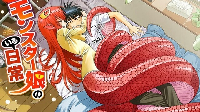Monster Musume Anime Coming in July  oprainfall
