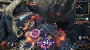 Deathtrap   Magic Circle