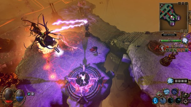 Deathtrap | Lightning Tower