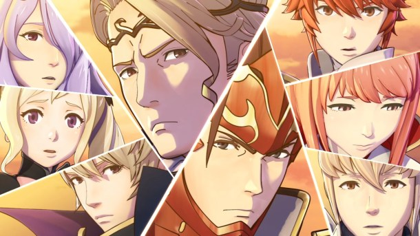 Fire Emblem If | characters