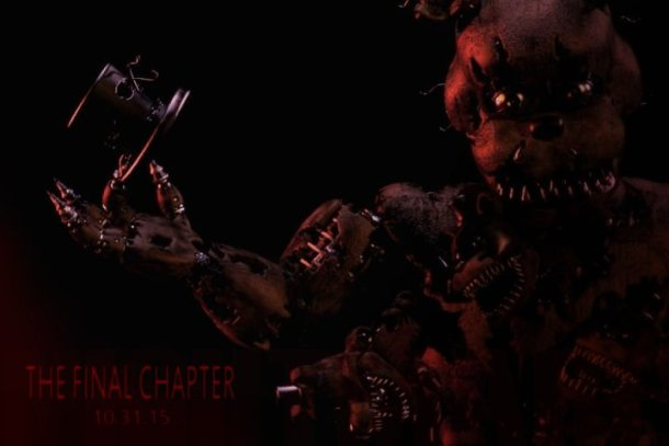 Five Nights At Freddy's 4 | Teaser