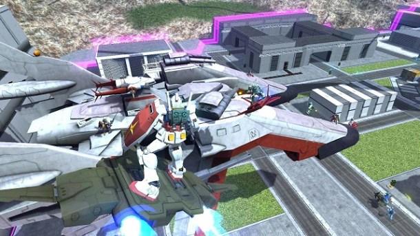 Gundam Battle Operation Next   oprainfall
