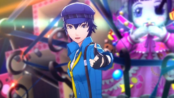 Persona 4: Dancing All Night | Naoto