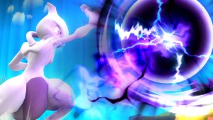 Super Smash Bros. - Mewtwo