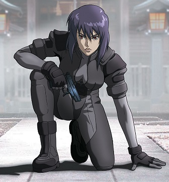 Ghost in the Shell - Kusanagi