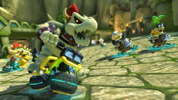 Mario Kart 8 | Top Gaming Moments of 2015