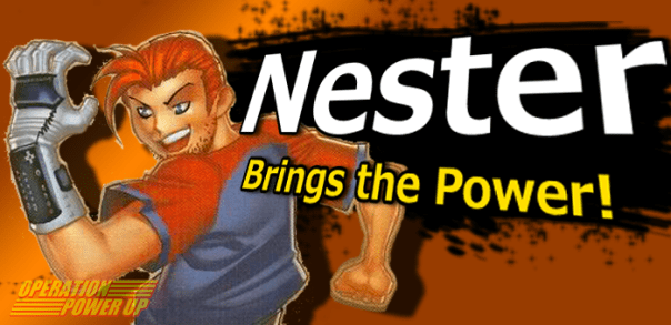 Nester for Super Smash Bros.