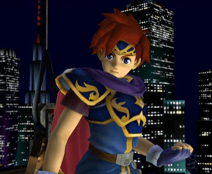 Super Smash Bros. | Roy