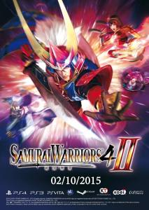 Samurai Warriors 4-II | oprainfall